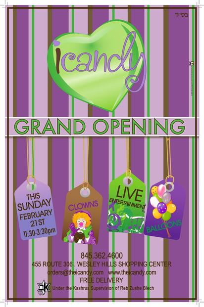 yourmonsey com new candy store opens in wesley hills sunday feb 21